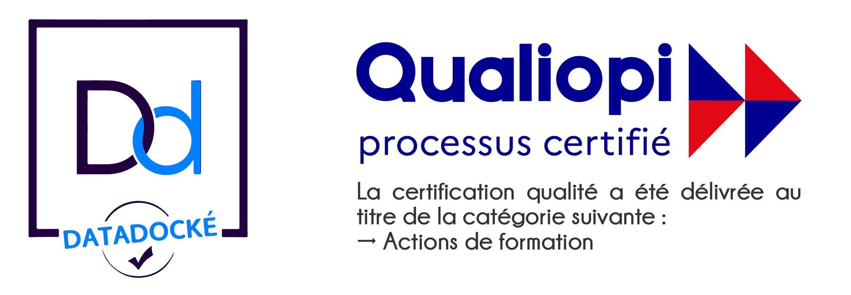 Certifications qualité Datadoc et Qualiopi AFIGEC